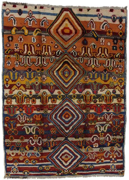 Gabbeh  Qashqai Perser Teppich  gbh10142274  CarpetU2