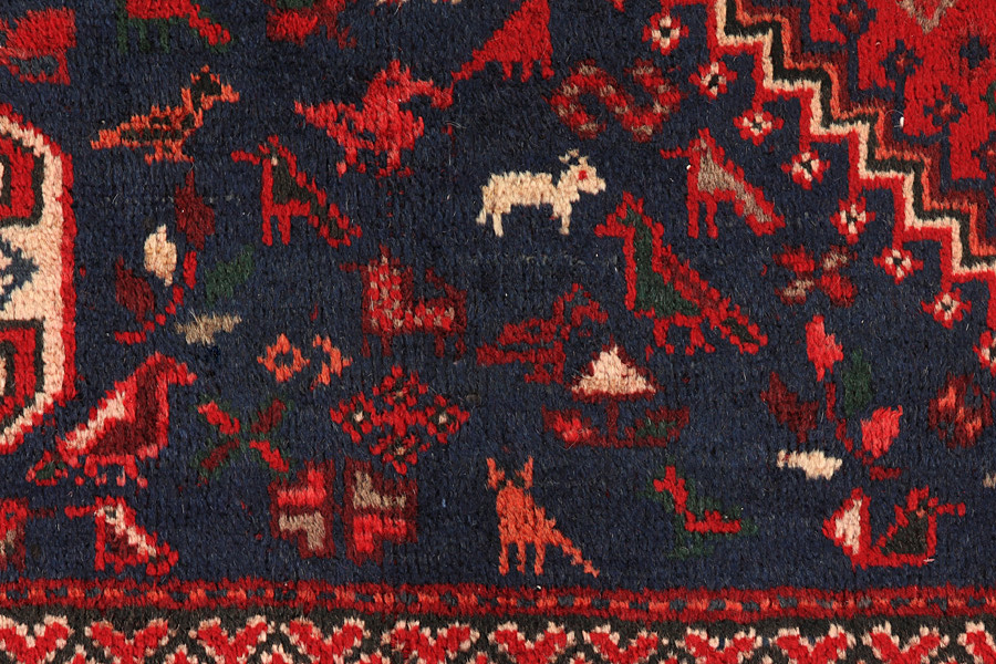 Qashqai  Shiraz Perser Teppich  nmd8253753  CarpetU2