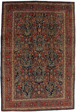 Teppich Bijar Antique 301x202